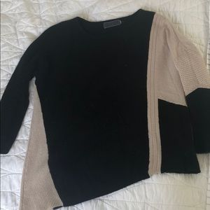 Velvet by Graham & Spencer Asymmetrical Sweater